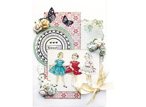 Marianne Design Marianne Design, Circle & the sentiments, COL1321