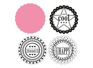 Marianne Design Marianne Design, Cirkel & følelser, COL1321