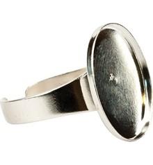 Schmuck Gestalten / Jewellery art NYHED: Smykker Design ring til