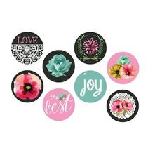 NEW: 8 nostalgic buttons Delight