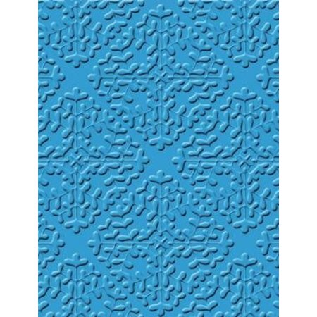 embossing Präge Folder florette, 17,5 x 12,0cm