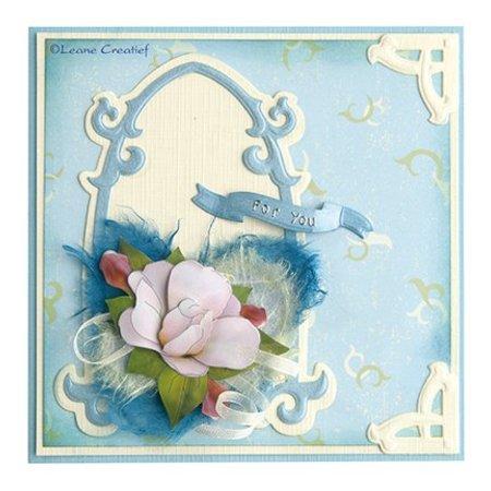 Leane Creatief - Lea'bilities Fancy papier te maken voor bloemen, 16 vellen A5