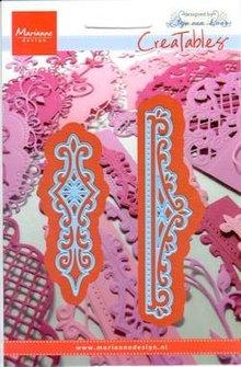 Marianne Design Marianne Design, skæring og prægning stencil