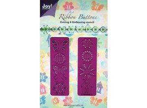 Joy!Crafts und JM Creation Knobs Set of 8 pieces
