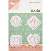 Joy Crafts, skæring og emboss.templ