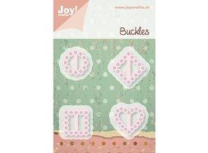 Joy!Crafts und JM Creation Template buckles (4 pieces)