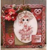 Joy!Crafts und JM Creation hebillas plantilla (4 piezas)