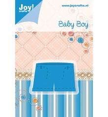 Joy!Crafts und JM Creation Joy Crafts, skæring og prægning stencil