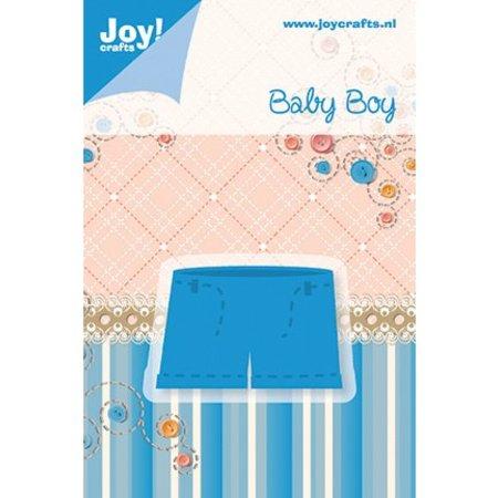 Joy!Crafts und JM Creation Baby Boy, Baby Bukser