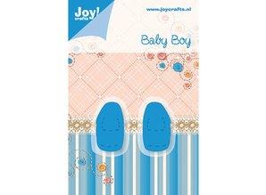 Joy!Crafts und JM Creation Baby Boy, Baby Sko