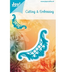 Joy!Crafts und JM Creation Joy Crafts, cutting and embossing stencil