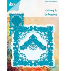 Joy!Crafts und JM Creation Alegría manualidades, corte y cliché de estampado