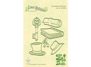 Leane Creatief - Lea'bilities Cutting and embossing template for different occasions