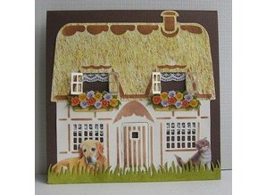 Marianne Design Craftable English Cottage