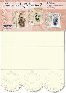 KARTEN und Zubehör / Cards Romantico pieghevole No2