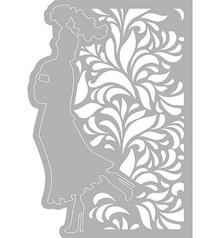 Pronty Maschera Stencil A5
