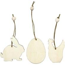 Objekten zum Dekorieren / objects for decorating Ornamente zum Aufhängen