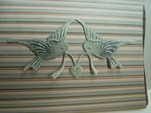 Marianne Design Skæring og prægning stencil, kærlighed