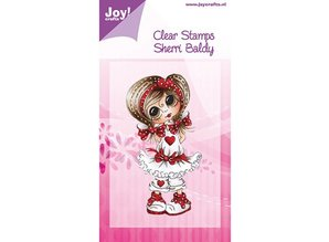 "Joy!Crafts und JM Creation Clear Stamps 14 x 18cm, 2 great background, ""sewing"". - Copy"