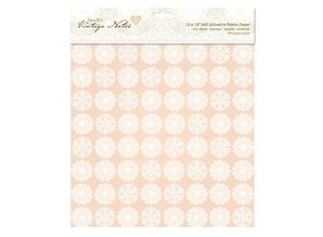 Textil Vintage Noter - Filigree