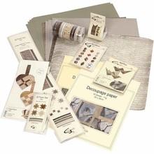 DESIGNER BLÖCKE  / DESIGNER PAPER SEMPLICE CLASS ACTION E UNICA: 50% Campaign - Set