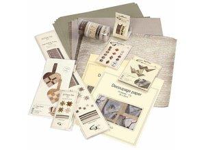 DESIGNER BLÖCKE  / DESIGNER PAPER 50% Campaign - Set