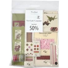 Viva Dekor und My paperworld SIMPLE CLASS! 50% Campaign - Craft Kit