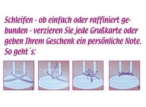 BASTELZUBEHÖR / CRAFT ACCESSORIES bucles simples Carpeta