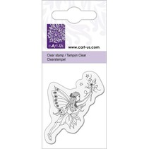 Transparent-Stempel,