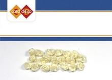 Embellishments / Verzierungen piccoli fiorellini bianchi, 20