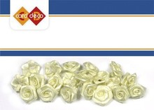 Embellishments / Verzierungen 20 white roses