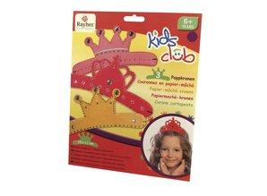 Kinder Bastelsets / Kids Craft Kits 25x11 cm, 3 pieza, 3 variedades