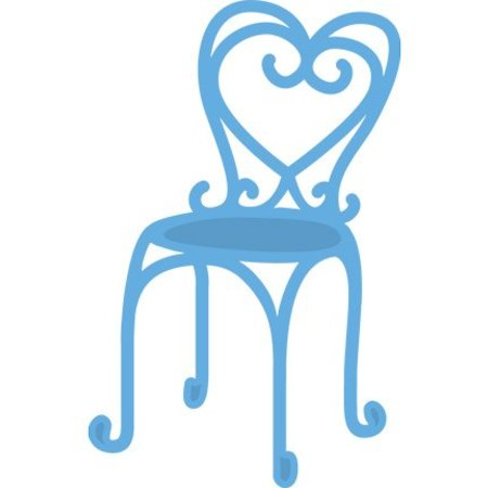 Marianne Design Creatables - French bistro chair