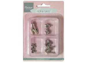 Embellishments / Verzierungen Metal Charms, Have tema