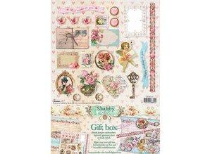 Vintage, Nostalgia und Shabby Shic Gift box SC No.30