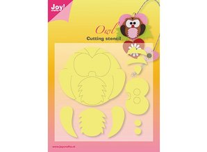 Joy!Crafts und JM Creation Corte y Repujado - Eulchen