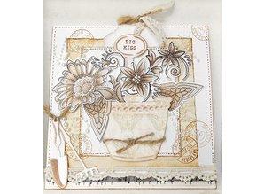 Marianne Design Collectables - Blumentopf