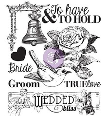 Prima Marketing und Petaloo Clear stamps
