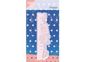 Joy!Crafts und JM Creation Schneide- und Präge Schablone, Geschenkverpackungen