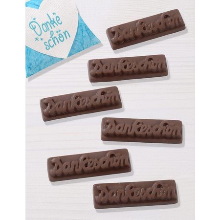 GIESSFORM / MOLDS ACCESOIRES para verter el chocolate líquido.