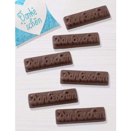 GIESSFORM / MOLDS ACCESOIRES til at hælde flydende chokolade.
