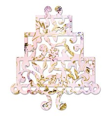 Sizzix Sizzix Thinlits Stanzer - Cake, Three Tier by Dena Designs