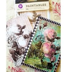 Embellishments / Verzierungen Smerter Borde - Borde Pain Cards