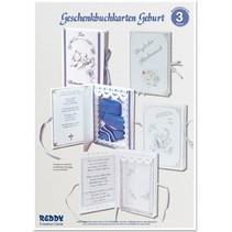 Craft Kit, Gift papieren kaarten Geboorte