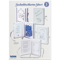 Kit de artesanía, tarjetas de regalo de papel Nacimiento