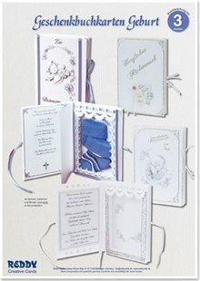 BASTELSETS / CRAFT KITS: Craft Kit, Gift Cards Carta Nascita