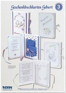 BASTELSETS / CRAFT KITS: Craft Kit, Gift Paper Cards Birth