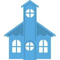 Stanz- und Prägeschablone, Kapelle