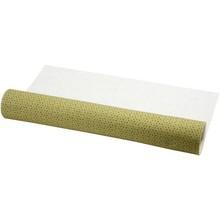 FILZ / FELT / FEUTRE Diseño sentía, W: 45 cm, verde, 1 m