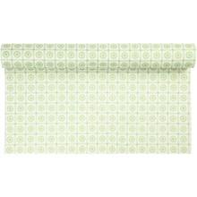 FILZ / FELT / FEUTRE Progettazione feltro, W: 45 cm, verde con motivo, 1 m